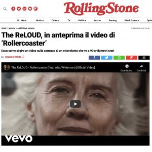 The ReLOUD su Rollingstone